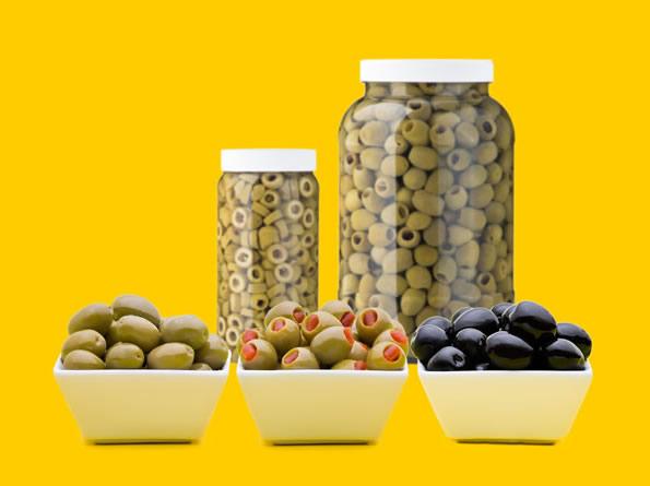 Montegil olives